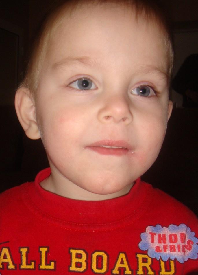Waiting child photolisting - international adoption