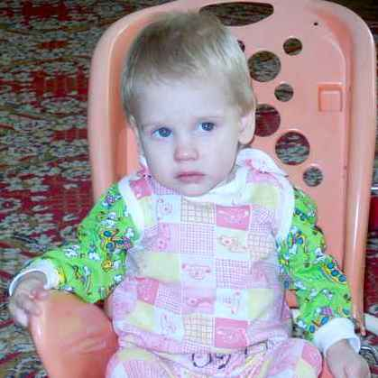 Waiting Child in Russia for Canadian Family