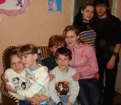 Sponsor an HIV+ Foster Child in Ukraine