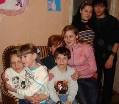 Sponsor an HIV+ Foster Child in Ukraine
