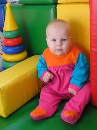 Baby Girl HIV Russian Adoption