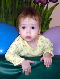 Toddler Boy Russian Adoption